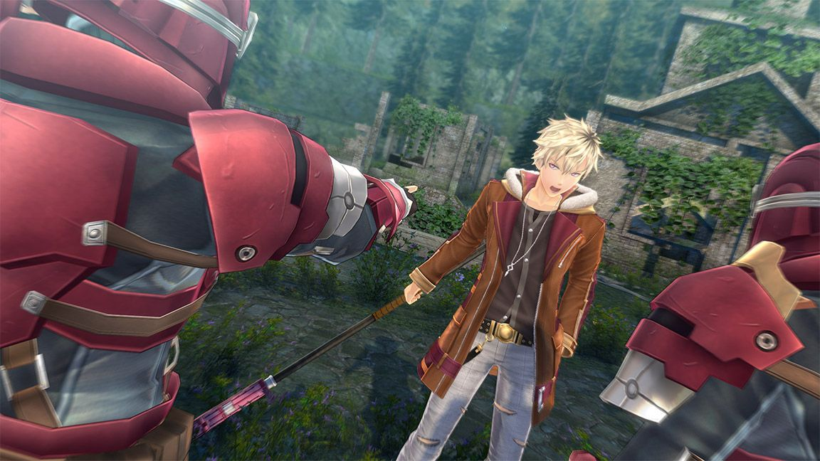 The Legend of Heroes : Trails of Cold Steel IV - image